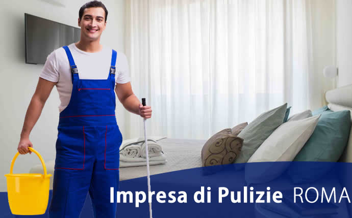 Pulizie Bed and Breakfast  Roma