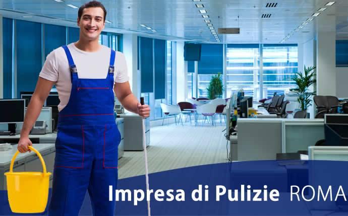 Pulizie Condomini Roma