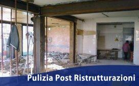 Impresa di Pulizie Post Ristrutturazioni