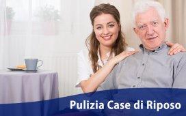 Impresa di Pulizie per Case Di Riposo