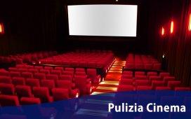 Impresa di Pulizie per Cinema