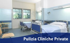Impresa di Pulizie per Cliniche Private